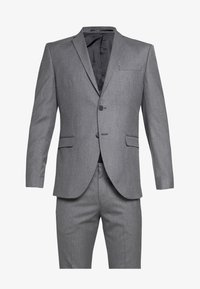 Selected Homme - SLHSLIM MYLOHAZE SUIT  - Oblek - grey - 10