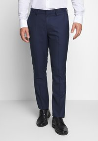 Selected Homme - SLHSLIM MYLOHOLT NAVY SUIT  - Suit - navy - 4