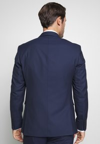 Selected Homme - SLHSLIM MYLOHOLT NAVY SUIT  - Suit - navy - 3