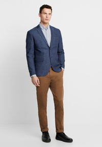 Selected Homme - SLHSLIM DIEGO  - Sako - dark blue melange - 1