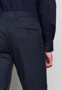 Selected Homme - SLHSLIM ANDRE  - Oblek - dark blue/green - 10