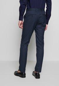 Selected Homme - SLHSLIM ANDRE  - Oblek - dark blue/green - 5