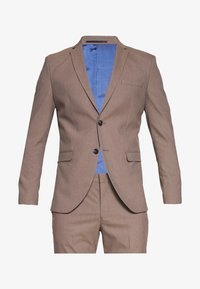 Selected Homme - SLHSLIM MYLOLOGAN SUIT - Sako - sand - 7