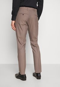 Selected Homme - SLHSLIM MYLOLOGAN SUIT - Sako - sand - 5