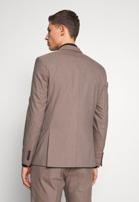 Selected Homme - SLHSLIM MYLOLOGAN SUIT - Sako - sand - 3