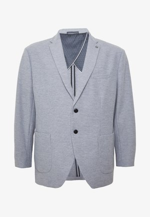 SLHHIKEN BLAZER - Blazer jacket - light grey melange