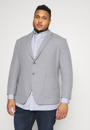 SLHHIKEN BLAZER - Sako - light grey melange