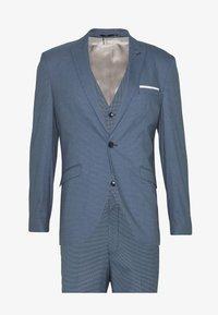 Selected Homme - SLHSLIM 3PCS SUIT - Completo - ashley blue - 0
