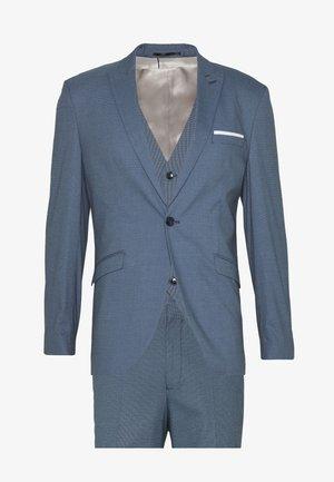SLHSLIM 3PCS SUIT - Completo - ashley blue
