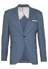 Selected Homme - SLHSLIM 3PCS SUIT - Completo - ashley blue - 2