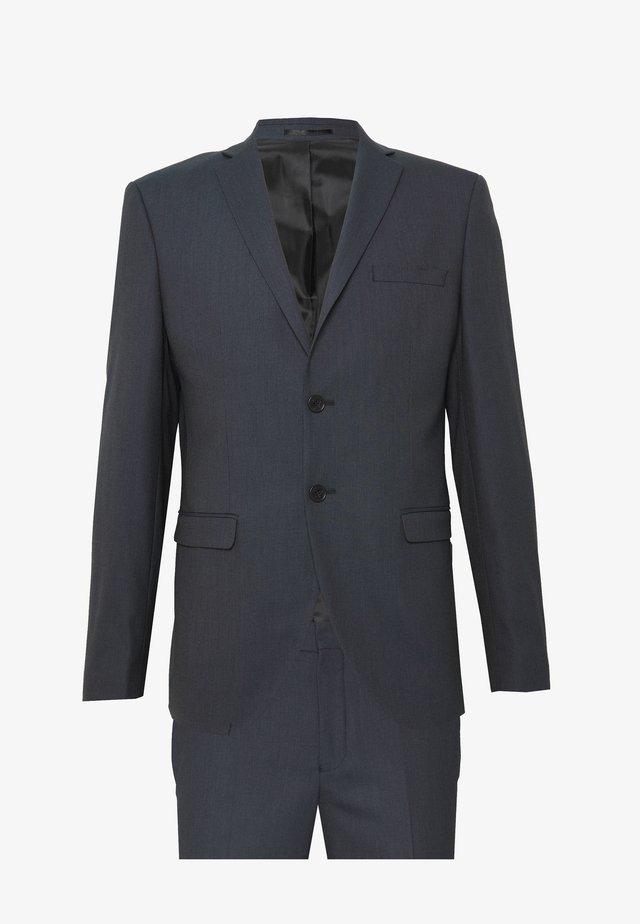 SLHSLIM MYLOLOGAN VEGA SUIT - Oblek - dark blue