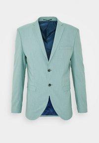Selected Homme - SLHSLIM MYLOLOGAN - Suit - green milieu - 2