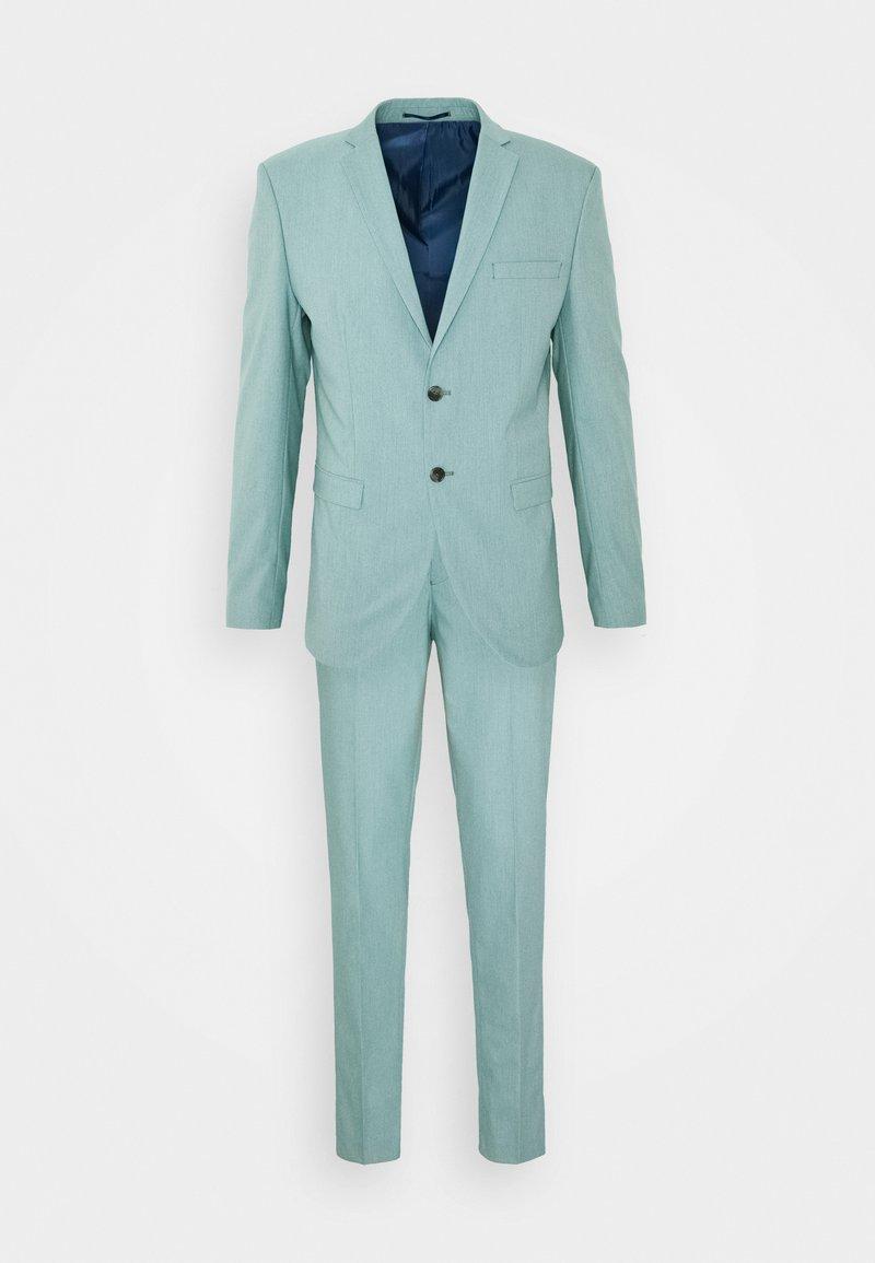 Selected Homme - SLHSLIM MYLOLOGAN - Suit - green milieu