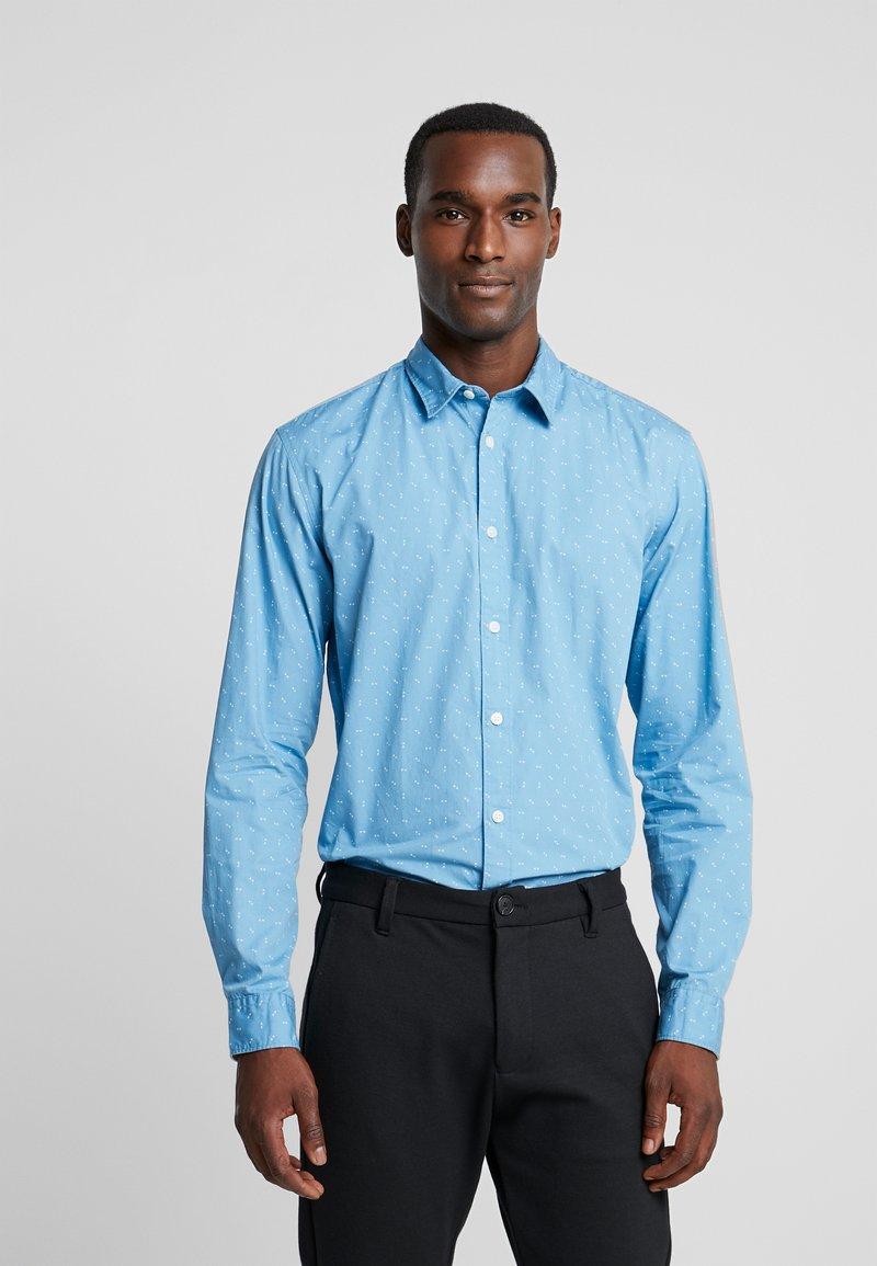 Selected Homme - SHHONEMARCEL - Hemd - medium blue denim