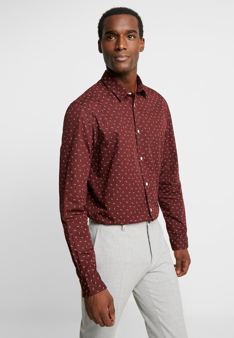 Selected Homme - SHHONEMARCEL - Shirt - decadent chocolate