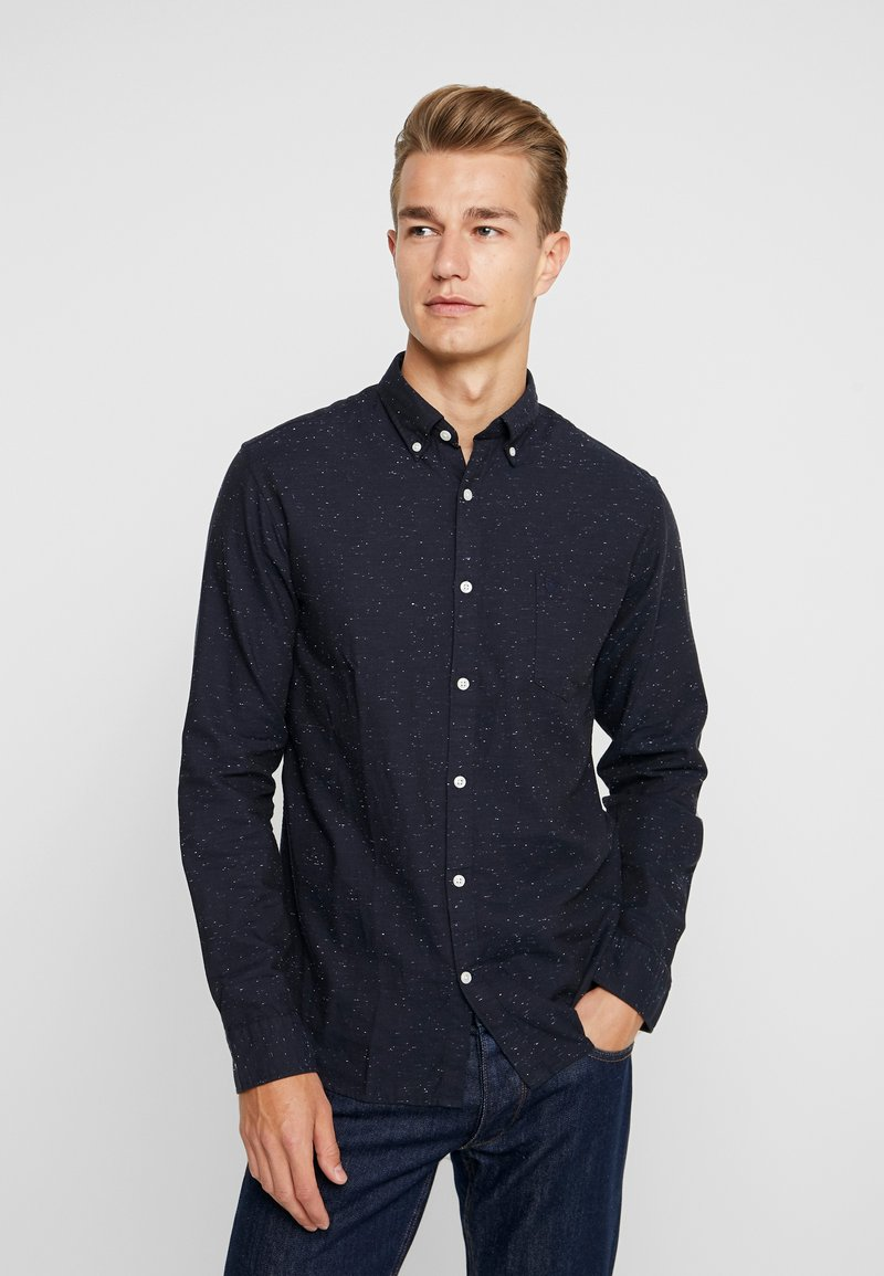 Selected Homme - OXFORD - Camicia - dark navy