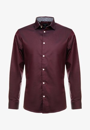 SHDONENEW MARK  - Formal shirt - bordeaux