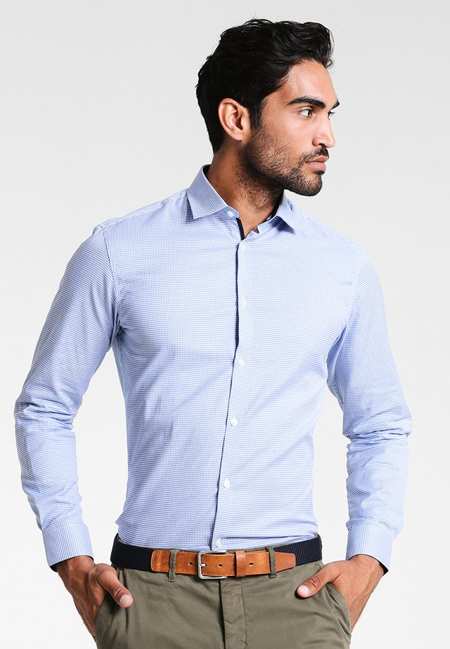 SHDONENEW MARK SLIM FIT - Formal shirt - skyway