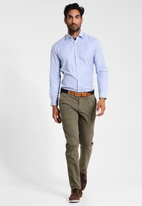 Selected Homme - SHDONENEW MARK SLIM FIT - Koszula biznesowa - skyway - 1
