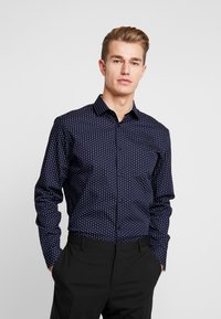 Selected Homme - SHDONENEW MARK SLIM FIT - Chemise classique - mood indigo - 0