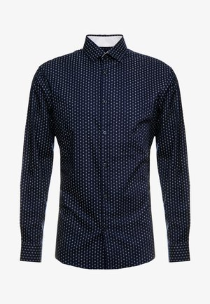 SHDONENEW MARK SLIM FIT - Zakelijk overhemd - mood indigo