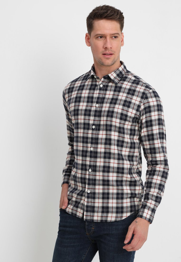 Selected Homme - SLHSLIMJASON  - Camisa - dark blue