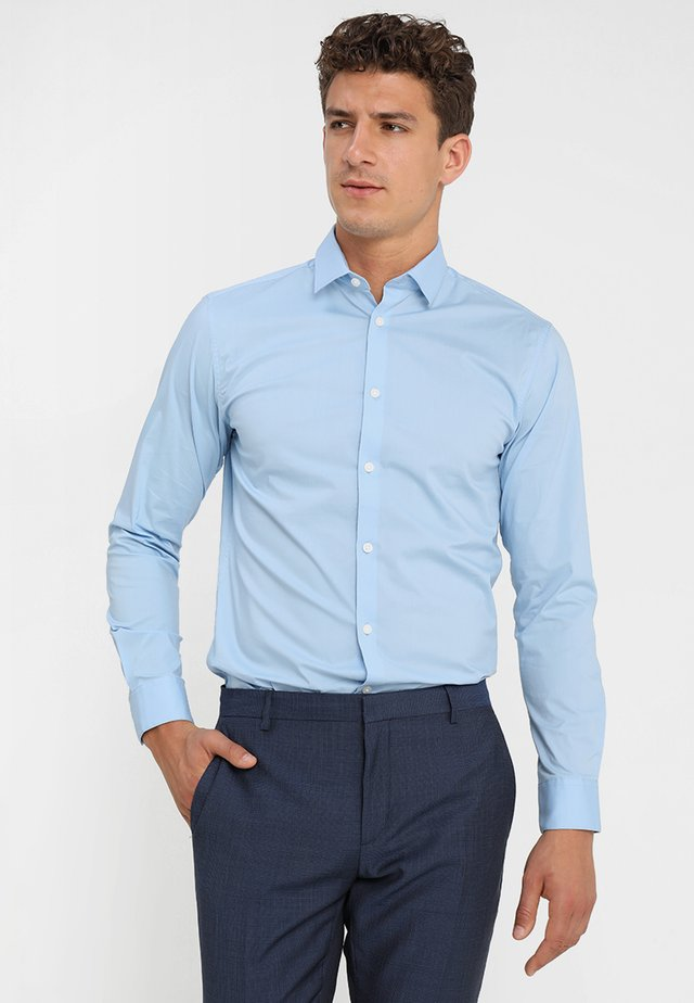 SLHSLIMBROOKLYN - Koszula - light blue