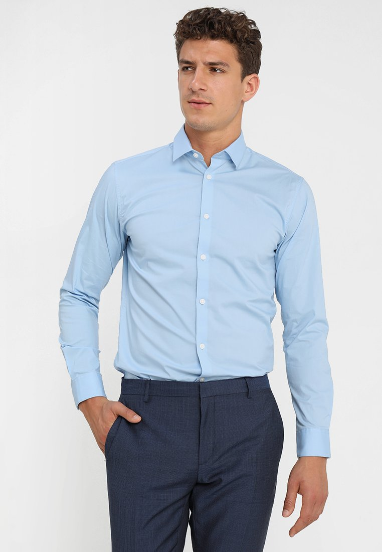 Selected Homme - SLHSLIMBROOKLYN - Hemd - light blue