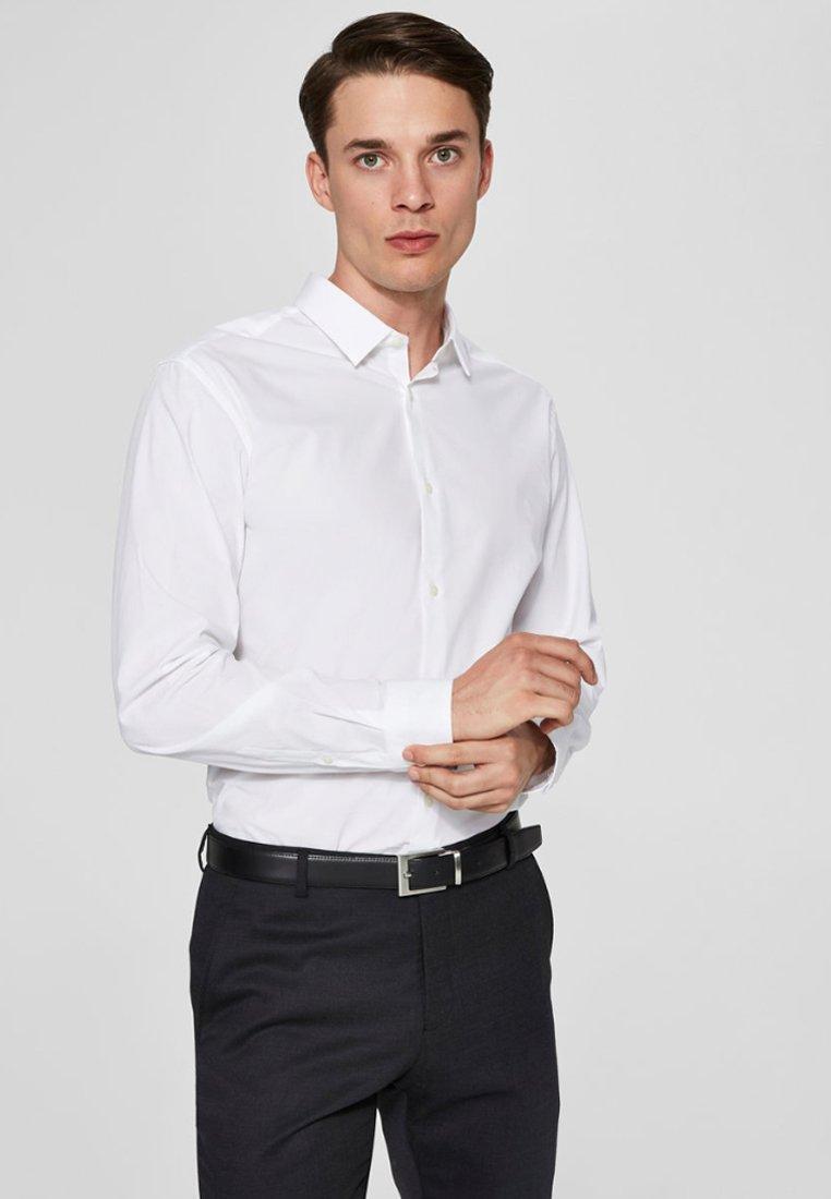 Selected Homme - SLIM FIT - Hemd - bright white