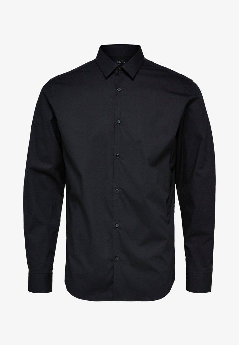 Selected Homme - SLIM FIT - Shirt - black