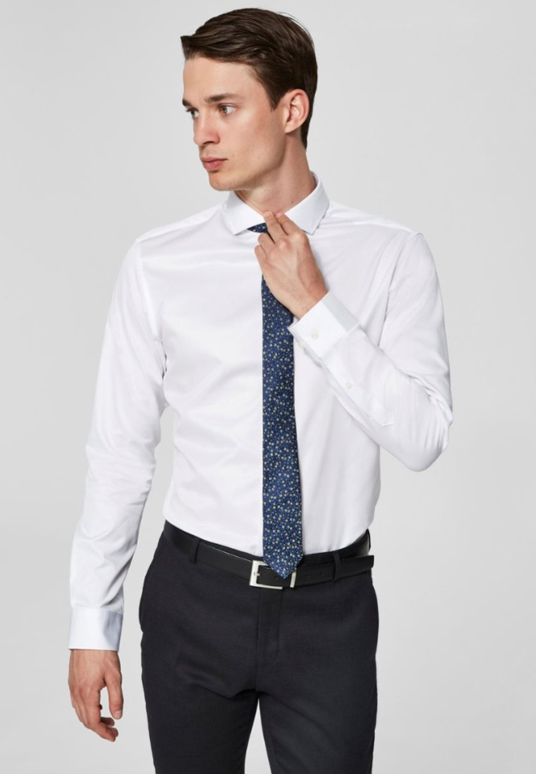 Selected Homme - REGULAR FIT - Chemise - bright white