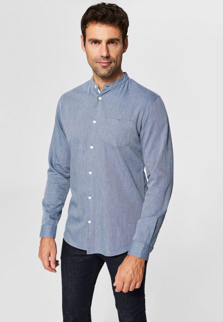 Selected Homme - SHXONENEW JAMES SLIM FIT - Skjorter - dark blue