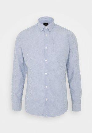 SLHSLIMLINEN - Košile - medieval blue