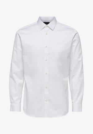 SLHSLIMPEN - Formal shirt - bright white