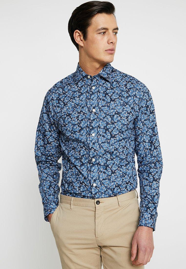 Selected Homme - SLHSLIMPEN-BLUE SHIRT  - Skjorter - federal blue
