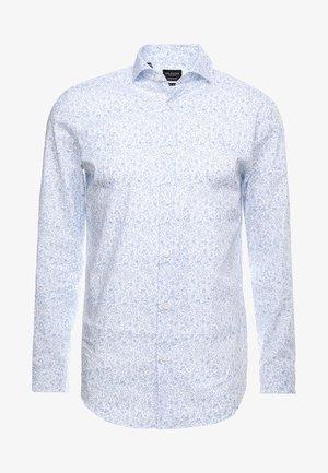 SLHREGSEL HART - Shirt - white/blue
