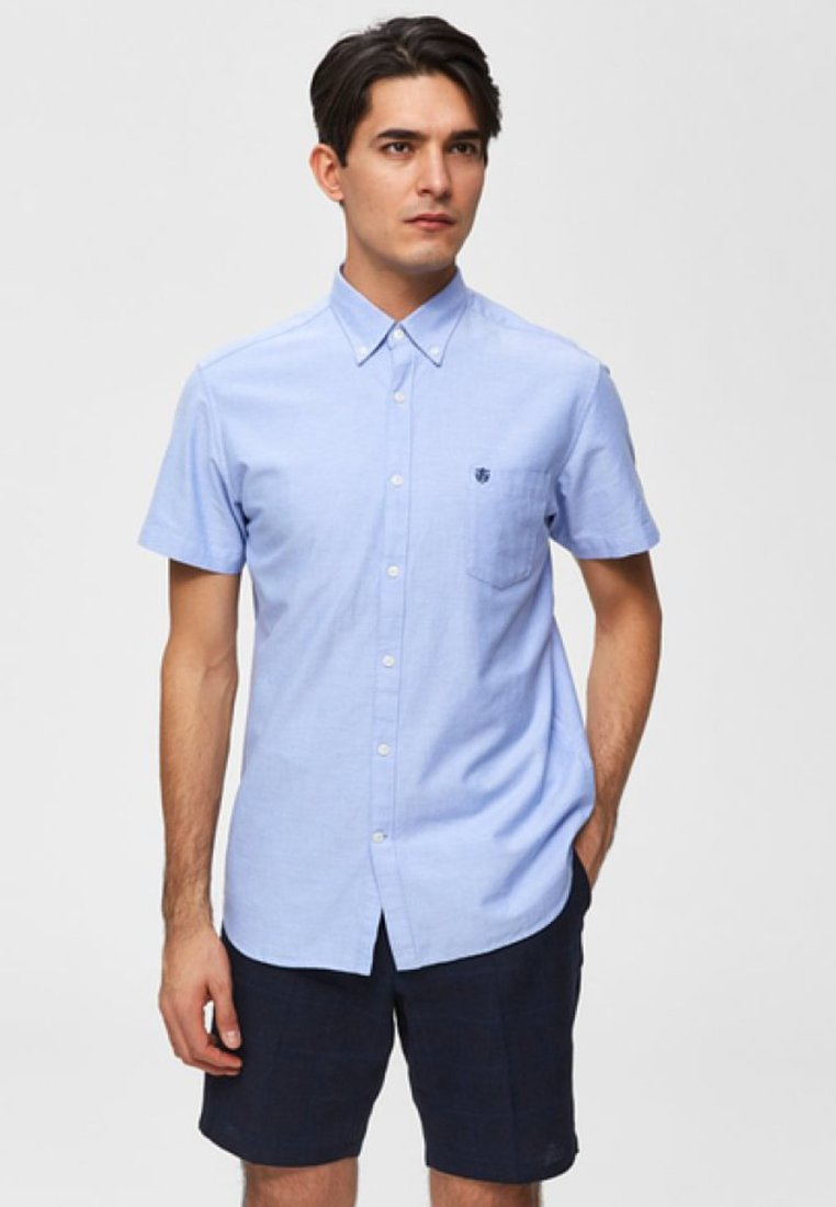 Selected Homme - Formal shirt - light blue