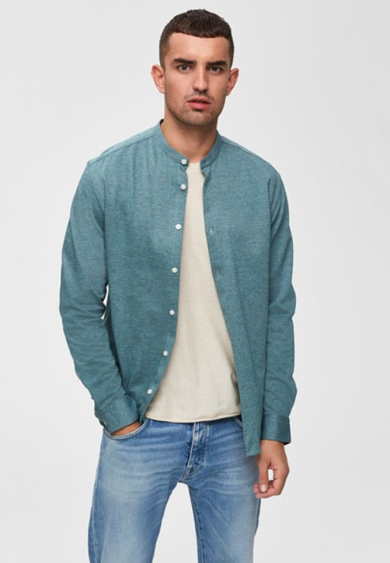 Selected Homme - Shirt - green