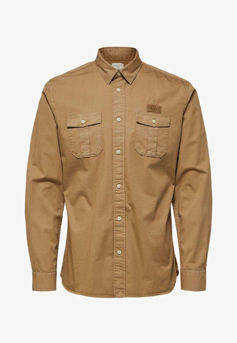 Selected Homme - Skjorter - ermine