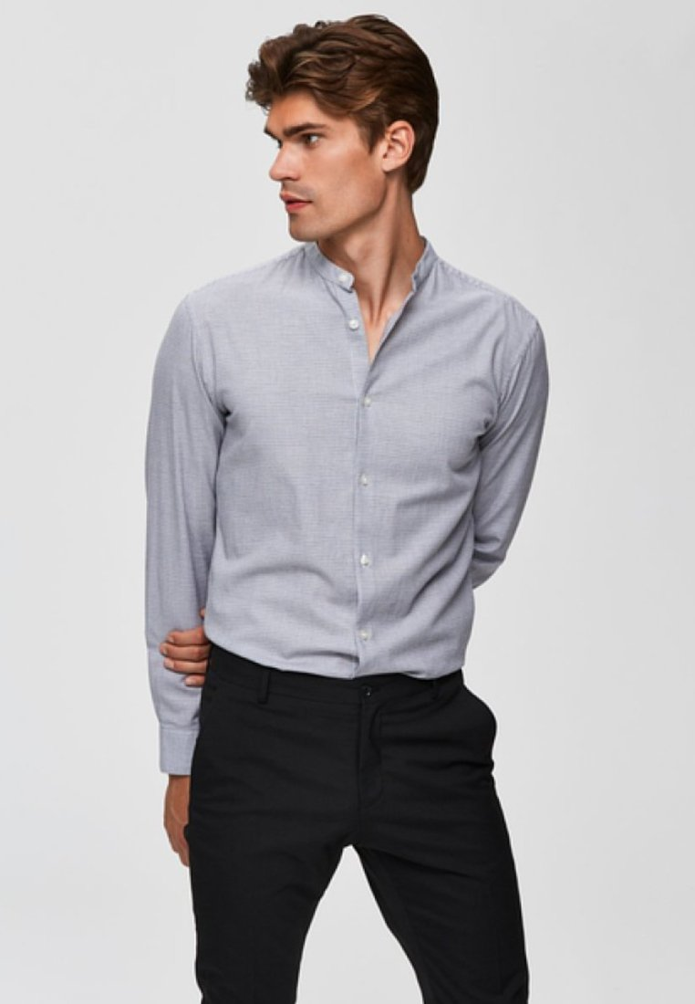 Selected Homme - Shirt - medium blue denim