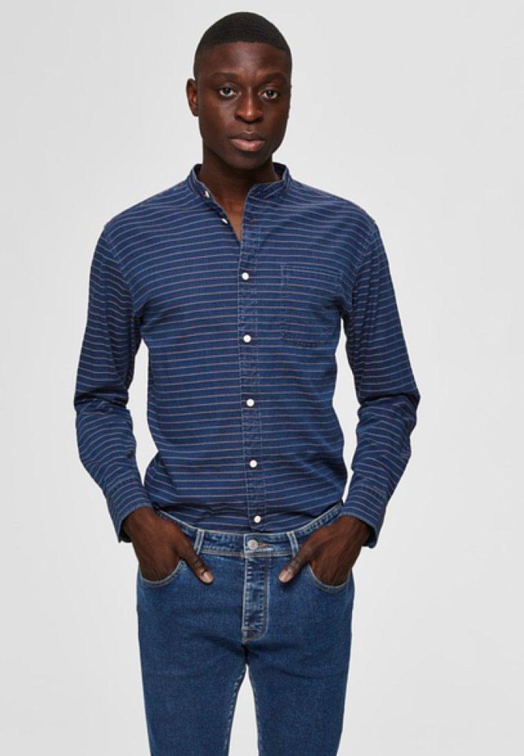 Selected Homme - Hemd - dark blue