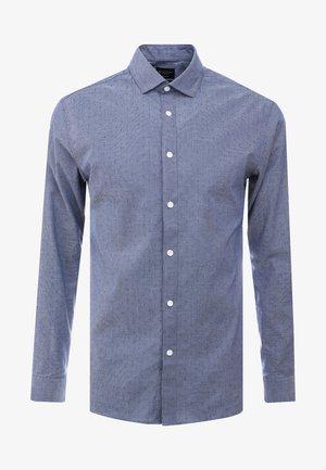 SLHSLIMFREDDIE SLIM FIT - Košile - dark blue/dobby