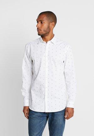 SLHSLIMPEN SHIRT - Shirt - white