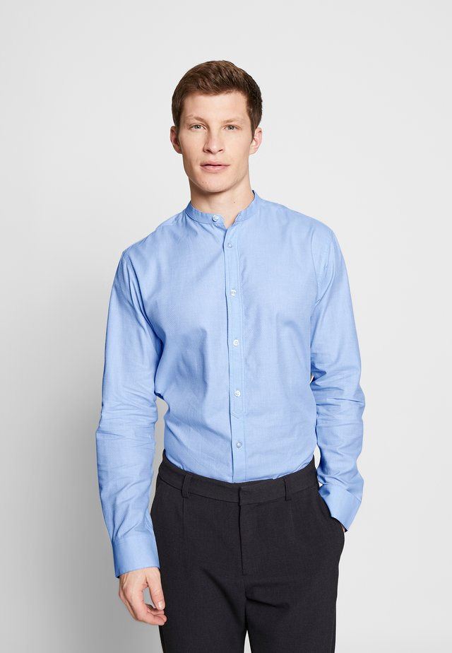 SLHREGMADDOX - Camicia - light blue/dobby