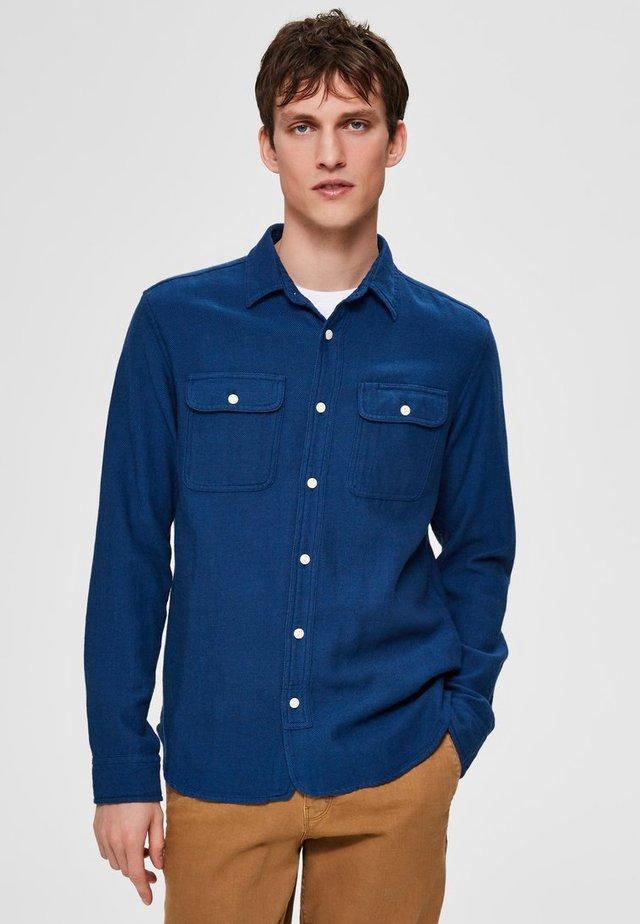 Hemd - dark blue