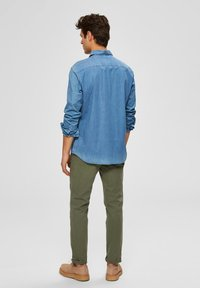 Selected Homme - Chemise - medium blue denim - 2