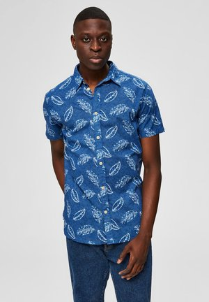 CUBAN - Shirt - dream blue