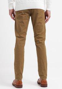 Selected Homme - SHHONE LUCA - Chino kalhoty - camel - 2