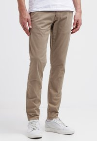 Selected Homme - SHHONE LUCA - Chinos - greige - 0