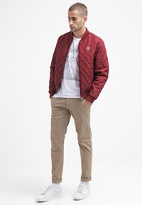 Selected Homme - SHHONE LUCA - Chinos - greige - 1